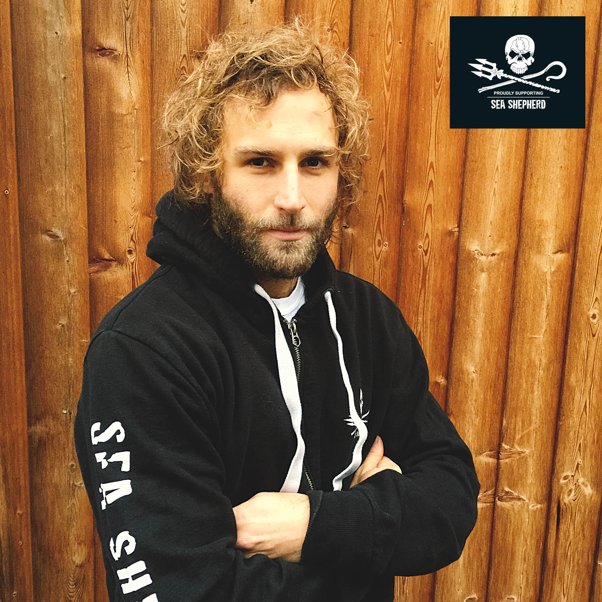 Sea Shepherd Toninho Dingl SL
